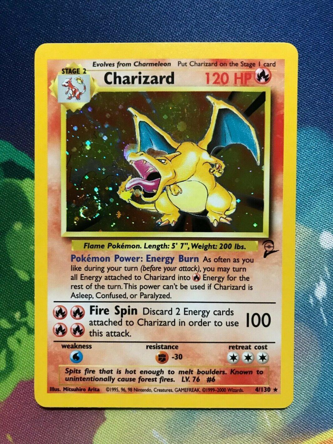 5 623 old charizard card worth homepedia
