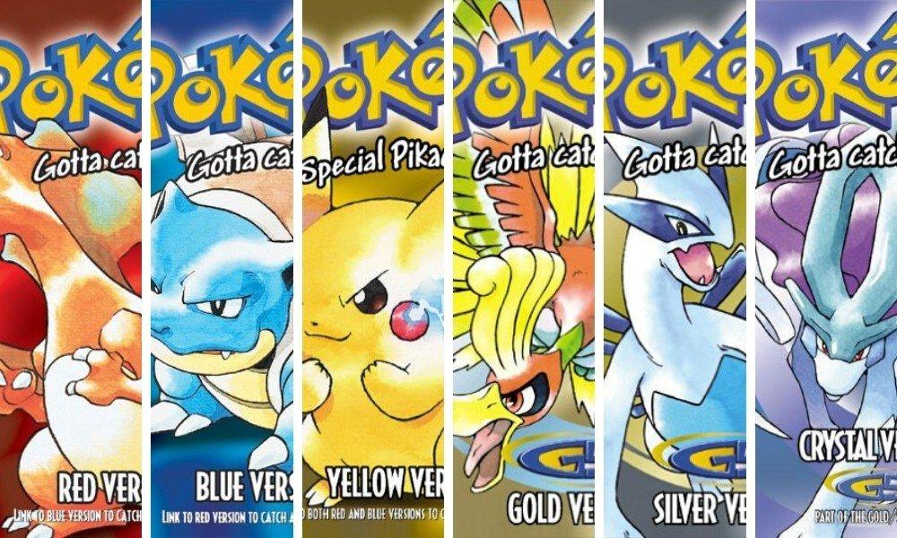 ALL Pokémon Games in Order [2020 Updated List]