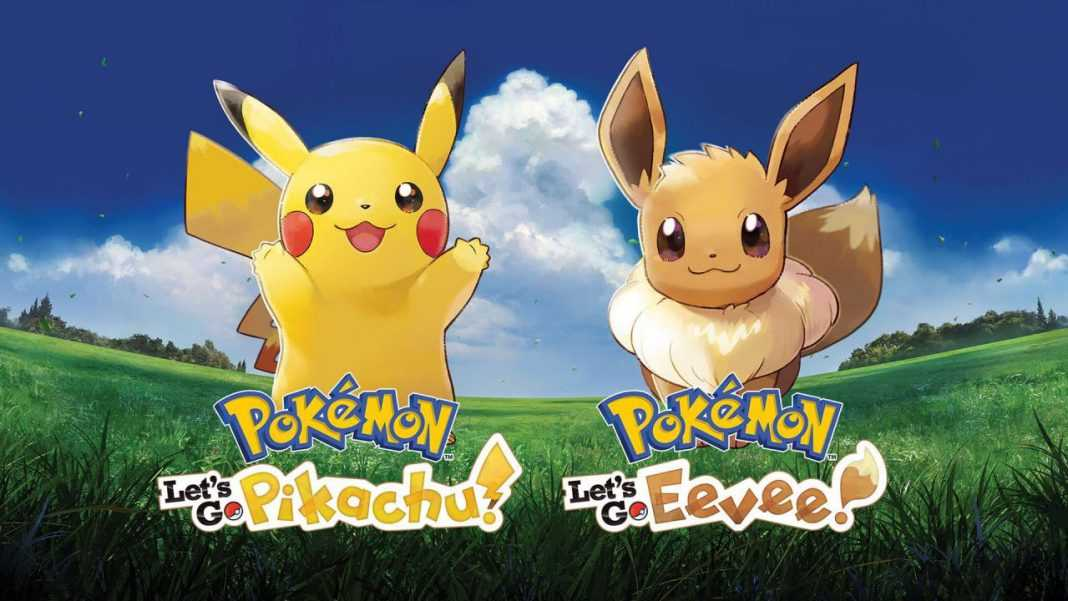 all version differences between pokemon lets go pikachu