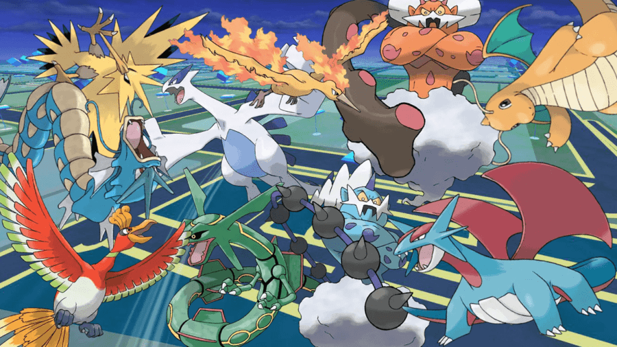 Best Flying Type Pokémon in Pokémon Go