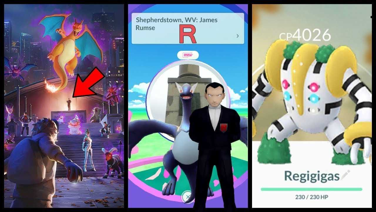 GIOVANNI IS COMING TO POKEMON GO! Team Rocket Gyms ...