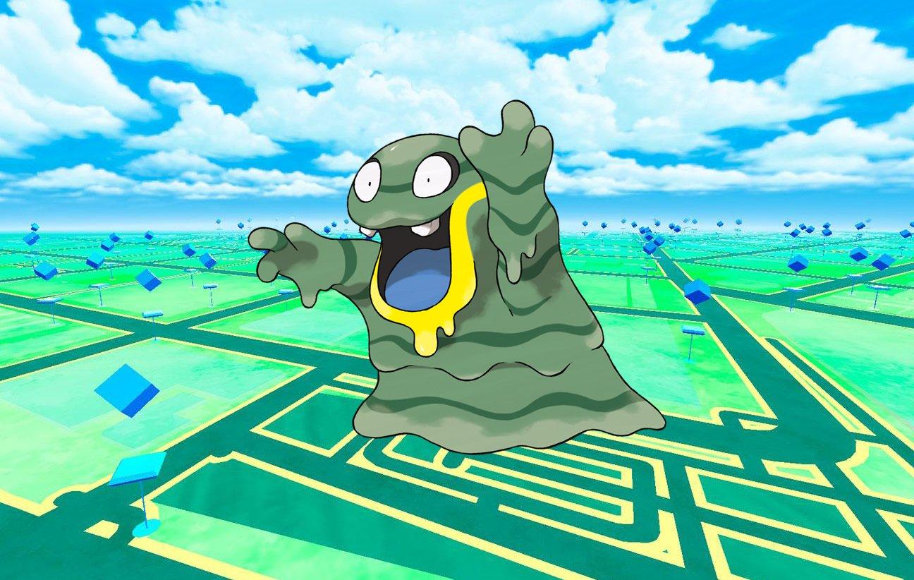 How to Catch Alolan Grimer in Pokemon GO