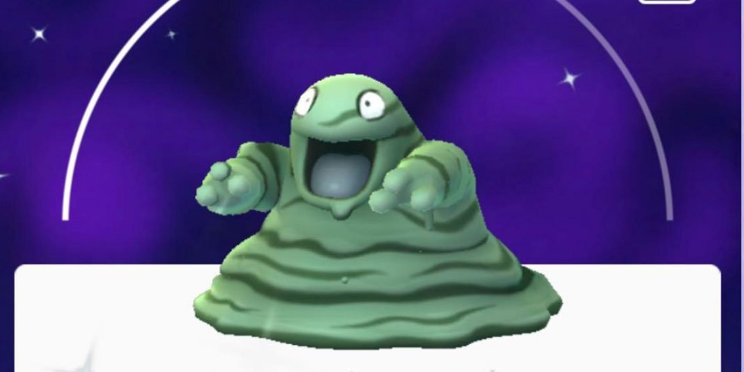 how to find catch shiny grimer in pokemon go screen rant