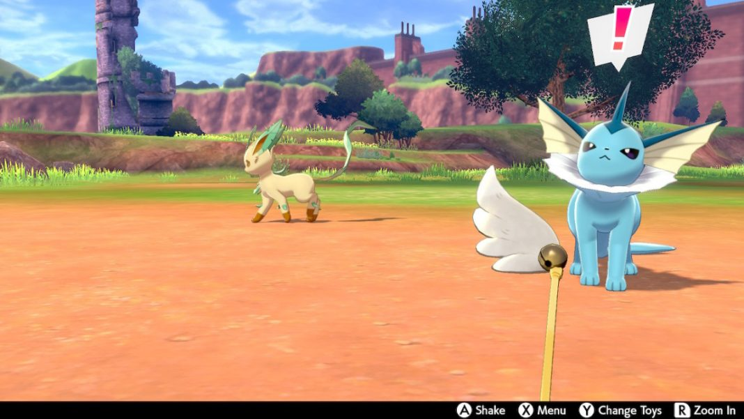 how to get all eeveelutions in pokemon sword and shield