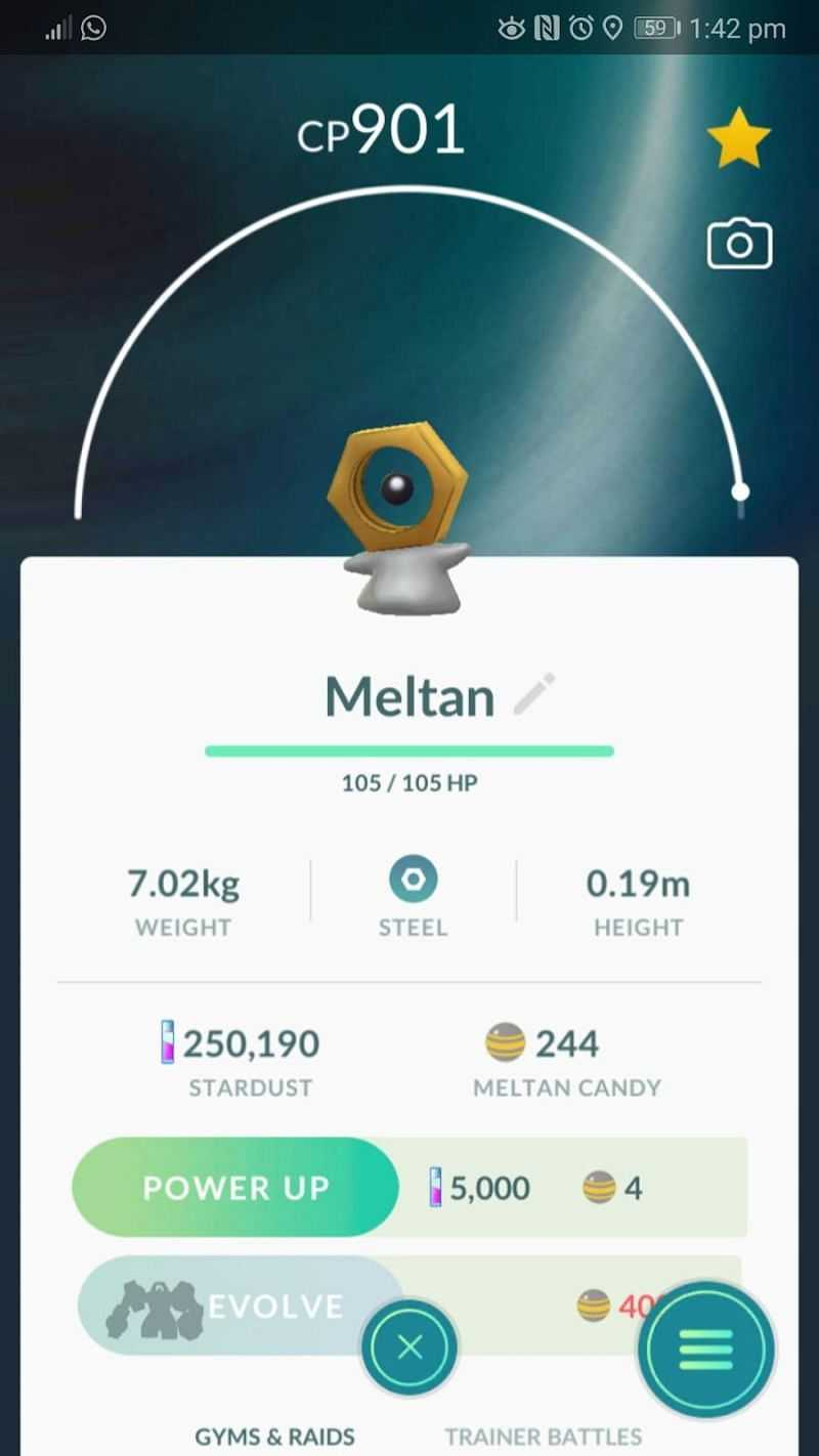 How to Get Meltan in Pokémon Go