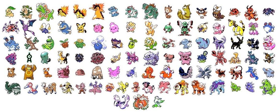 Love/Hate: Pokemon Gen 2