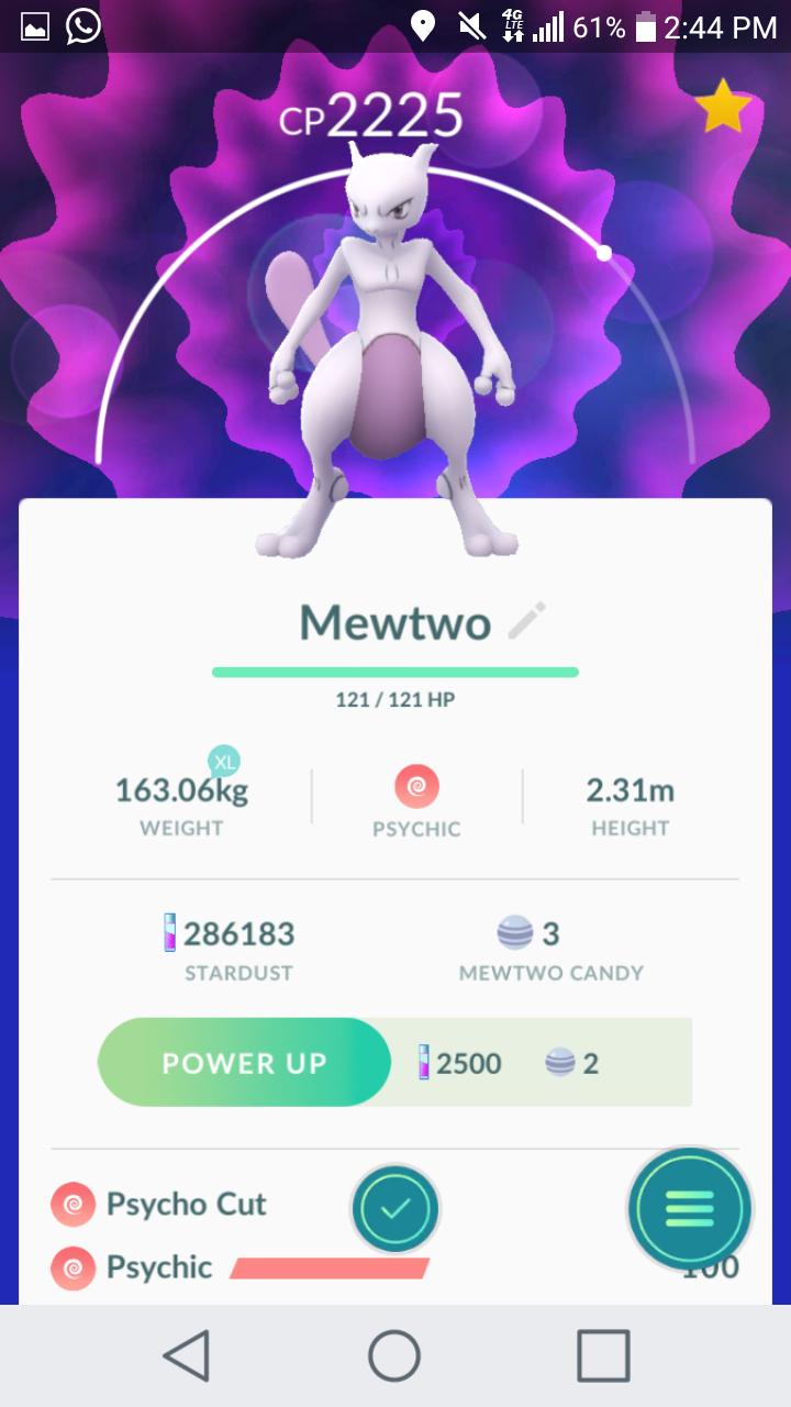 my first mewtwo pokemon go wiki gamepress