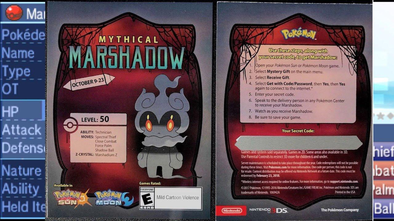 Mystery Gift Pokemon Roblox