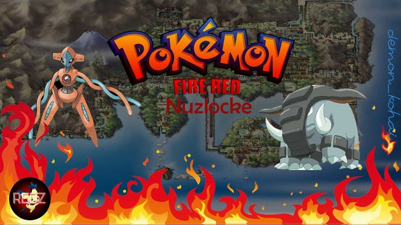 Pokemon Fire Red Randomized Nuzlocke
