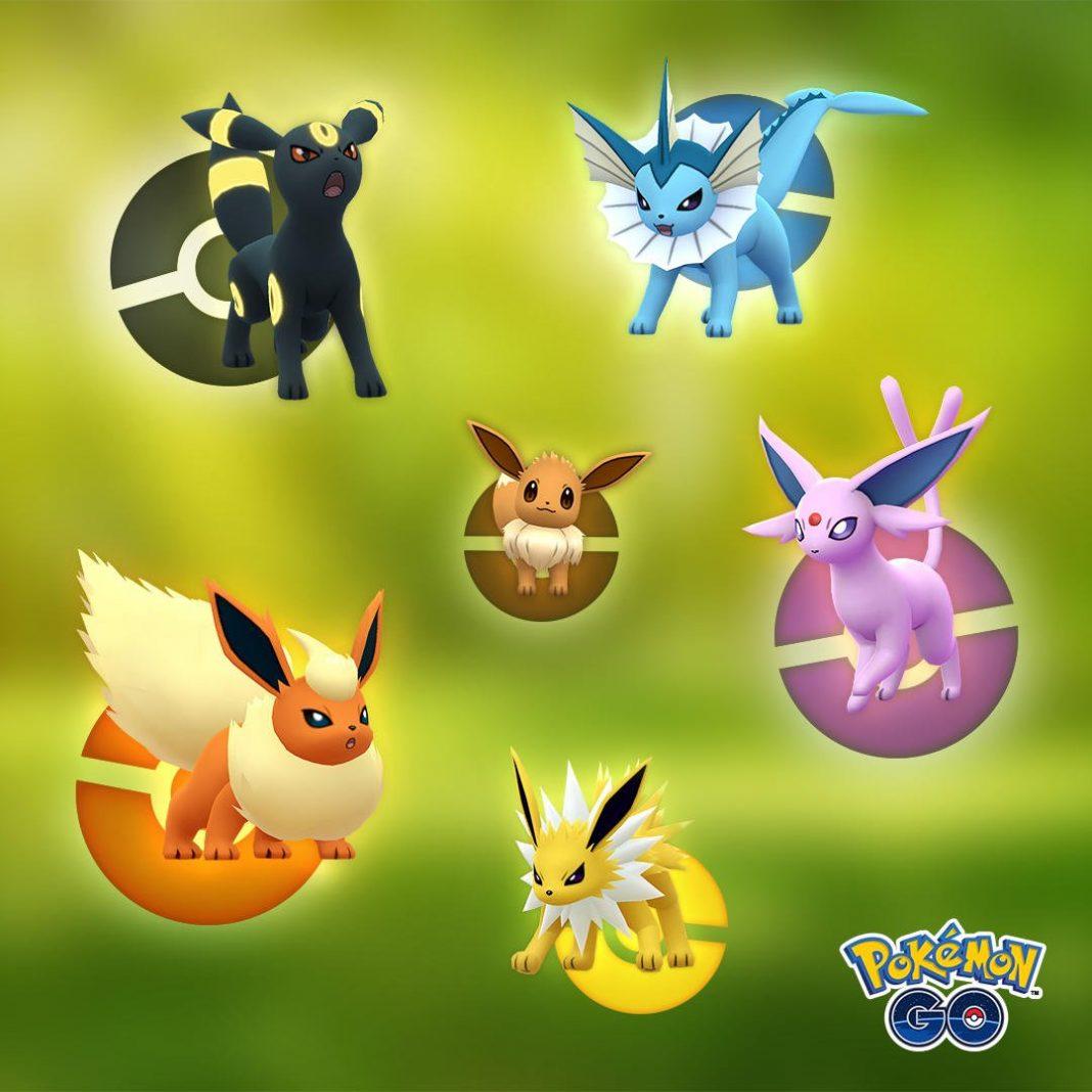 pokemon go eevee evolutions how to evolve eevee into
