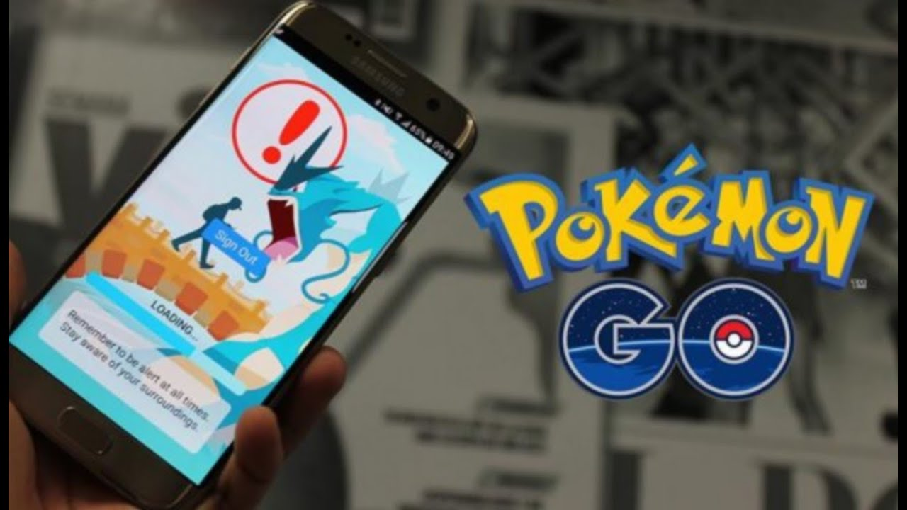 Pokemon Go : Failed To Get Player Information From ...