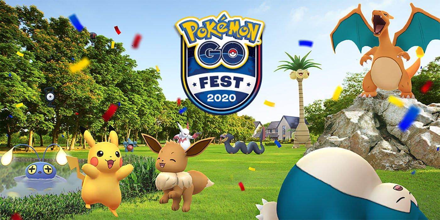 Pokémon Go Fest 2020: Start Time, Research Tasks ...