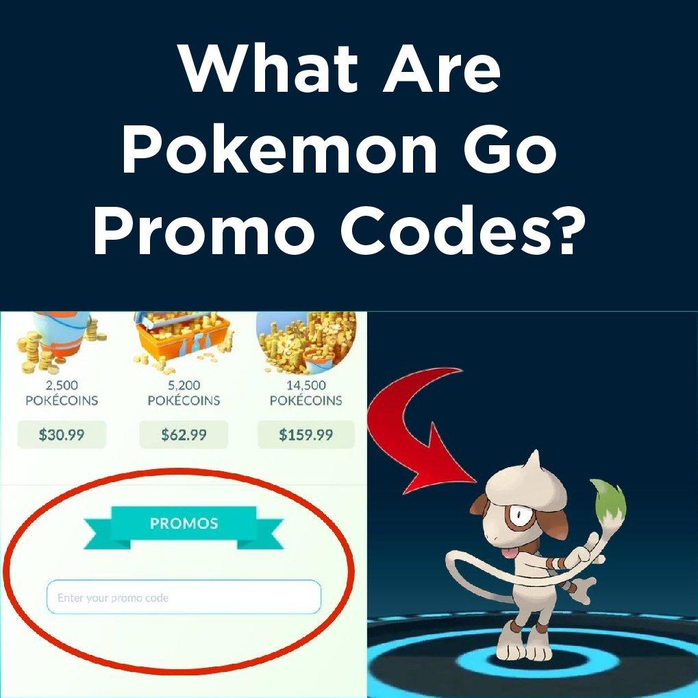 Pokemon GO Promo Codes for FREE Items [January 2021]