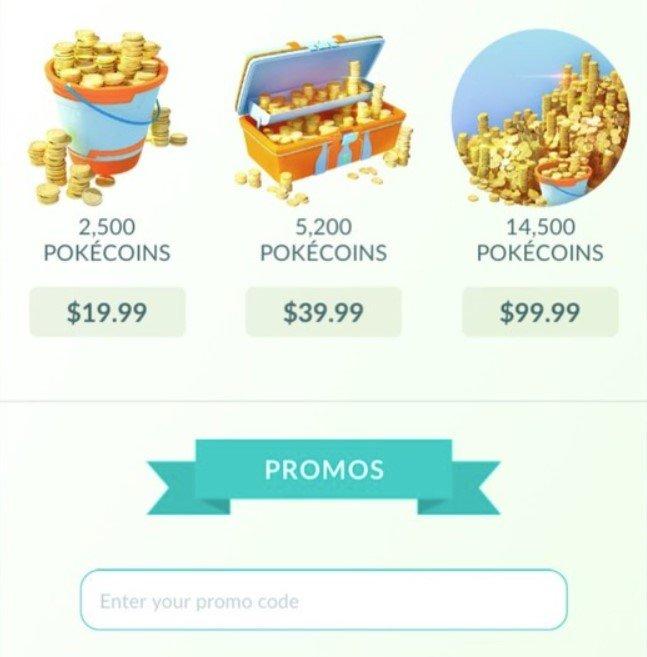 Pokemon GO Promo Codes [June 2020]