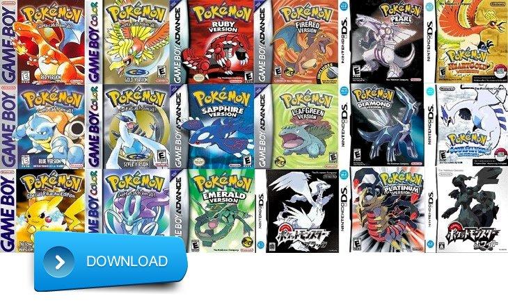 Pokemon Go Review® NDS emulator