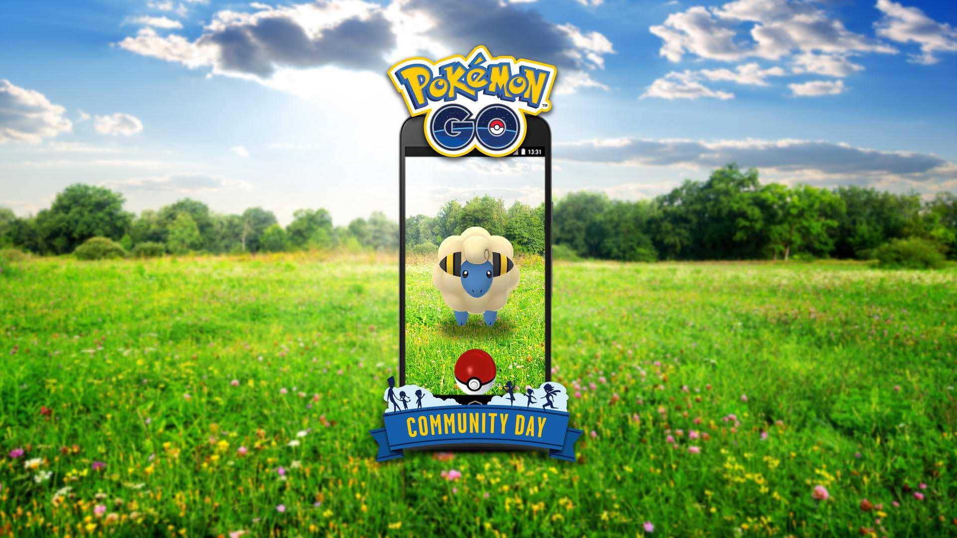 Pokémon GOs next Community Day to feature Mareep on April ...