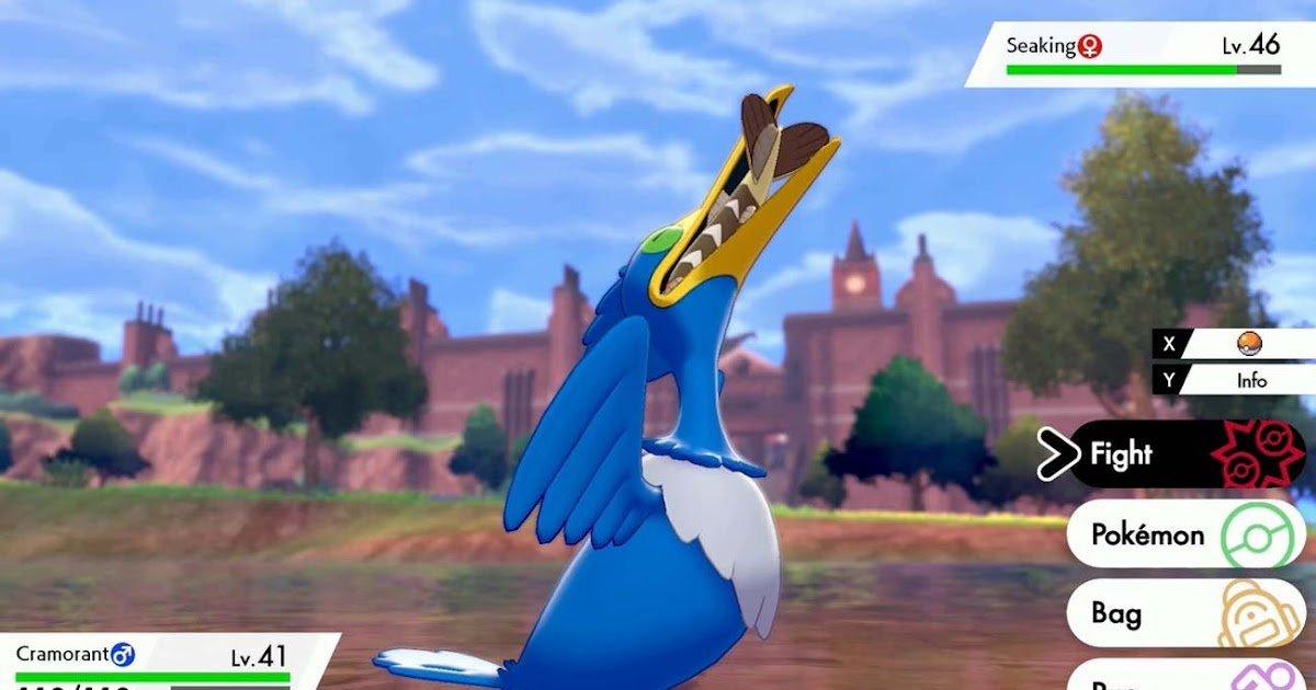 Pokemon Images: Pokemon Sword And Shield Spawn Rates