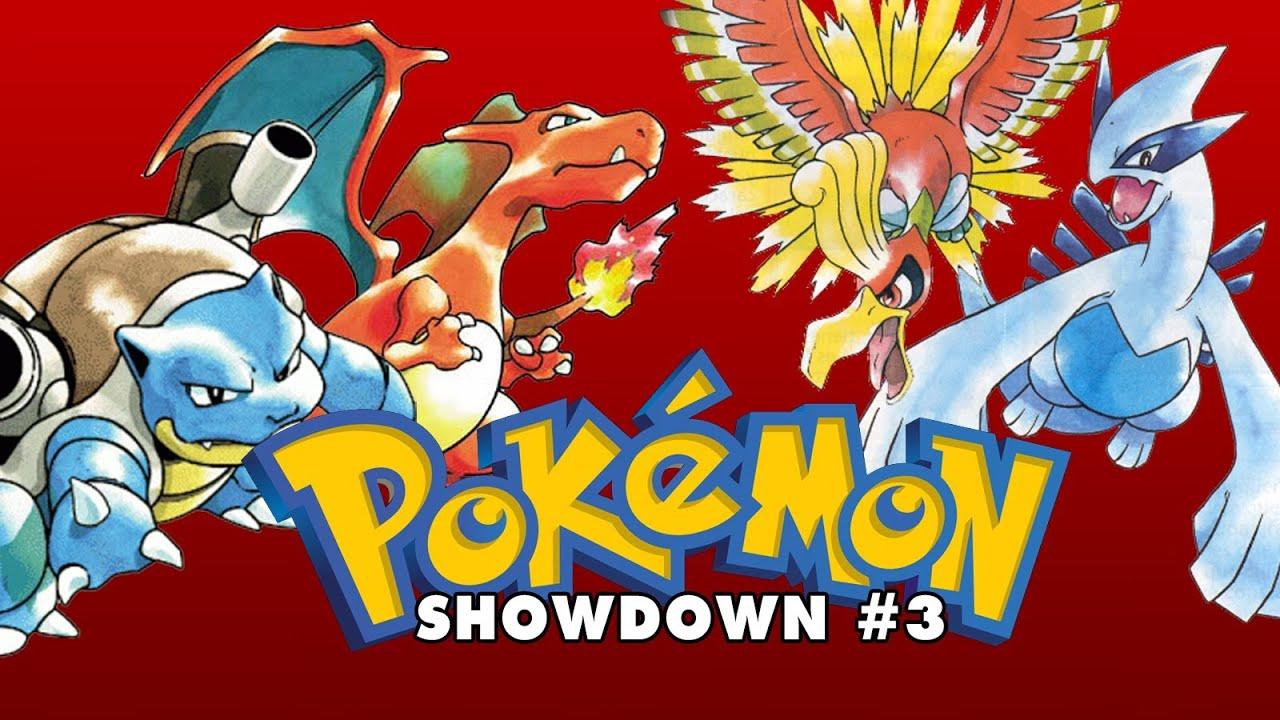 Pokemon Showdown Battles