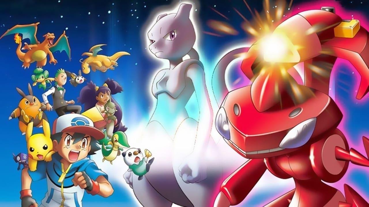 Pokémon the Movie: Genesect and the Legend Awakened Movie ...
