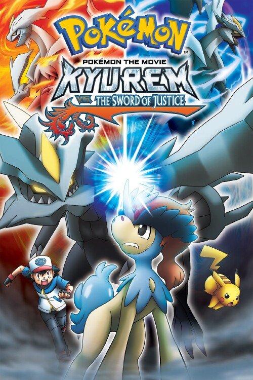 pokemon the movie kyurem vs the sword of justice 2012