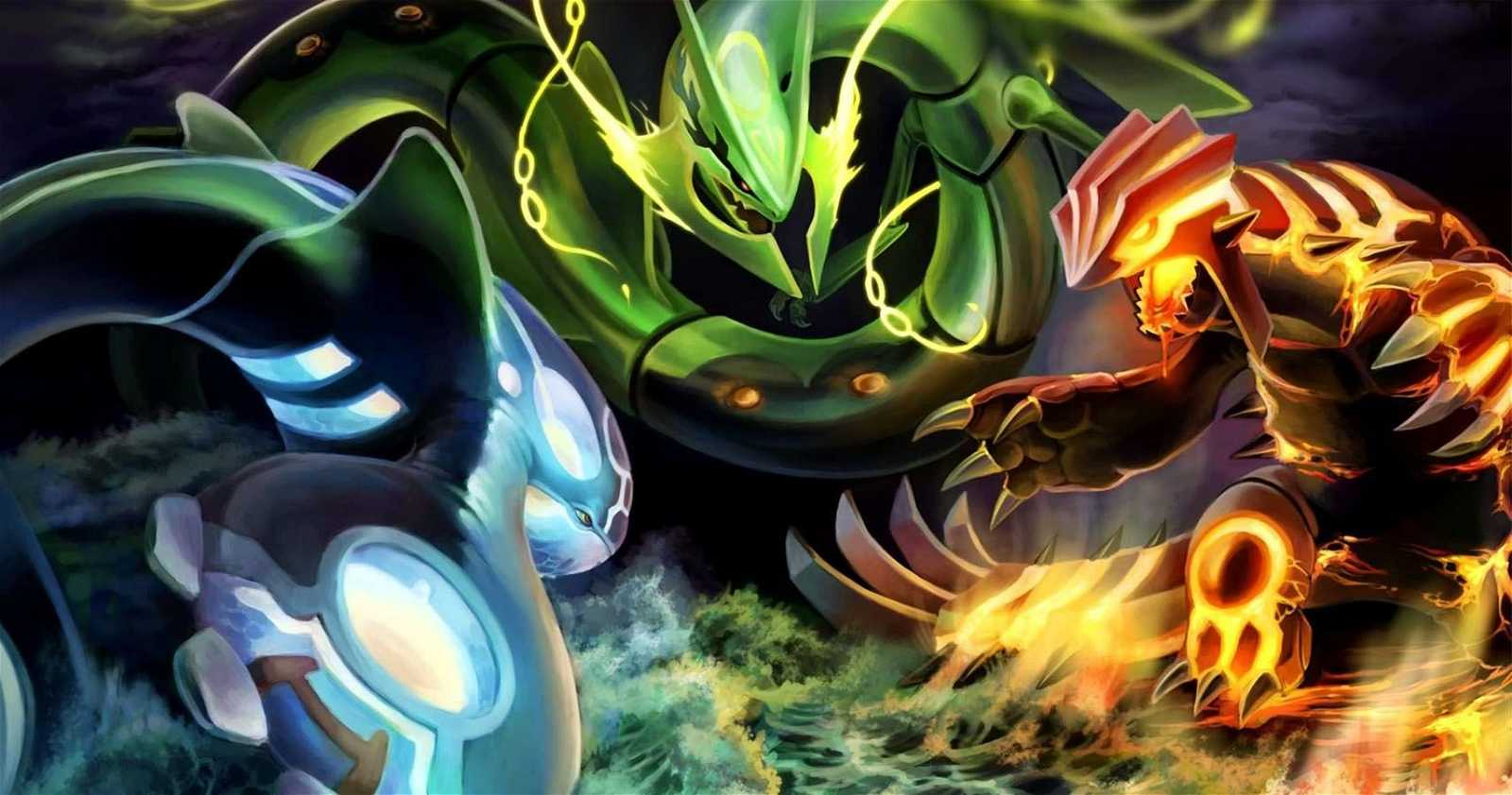 Ranking The Top 15 Legendary Pokémon From Least To Most ...
