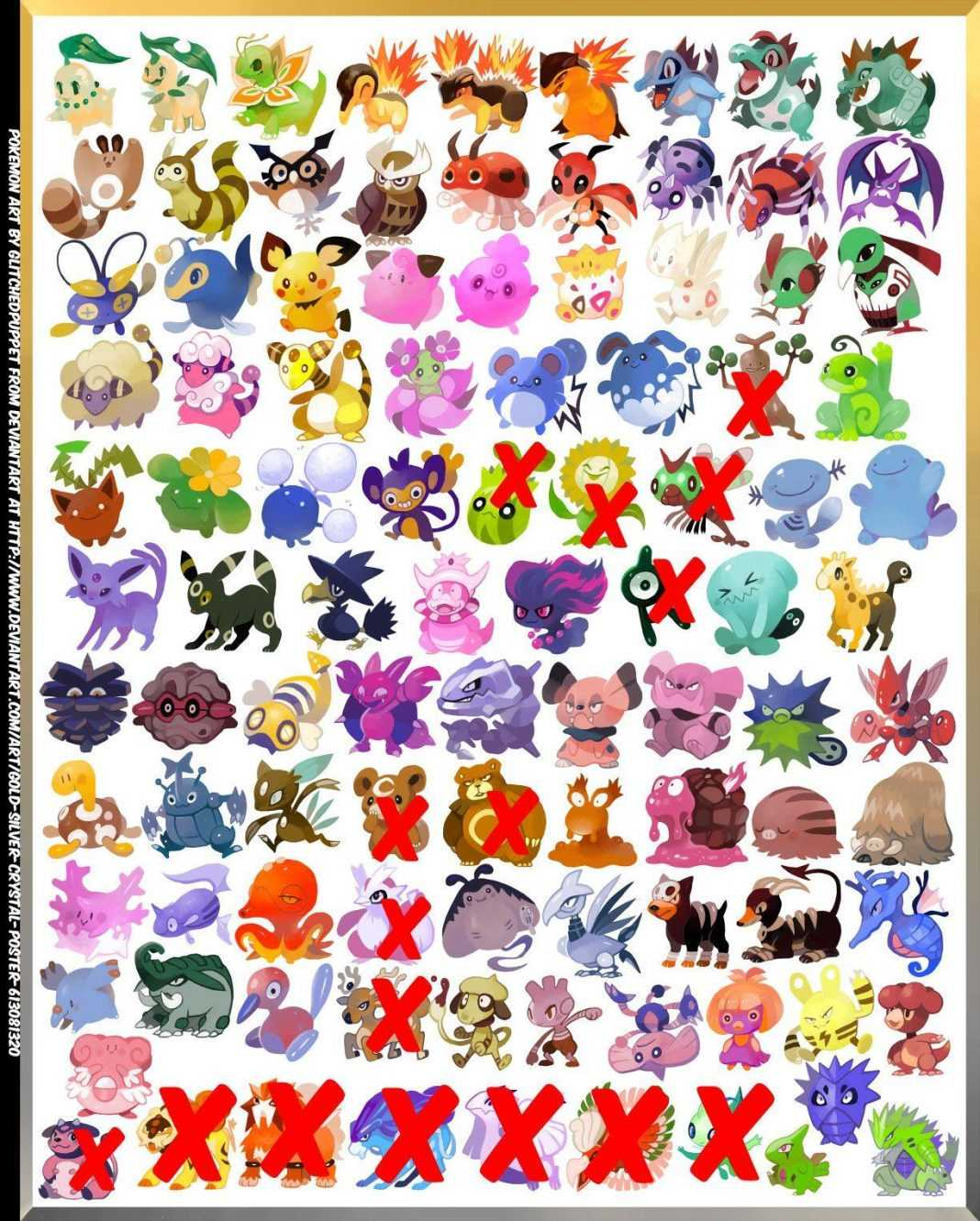 see our gen 2 pokemon go 1st wave list and release date