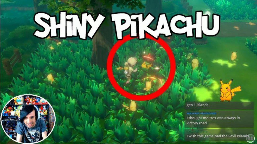 shiny pikachu pokemon lets go thaipoliceplus com