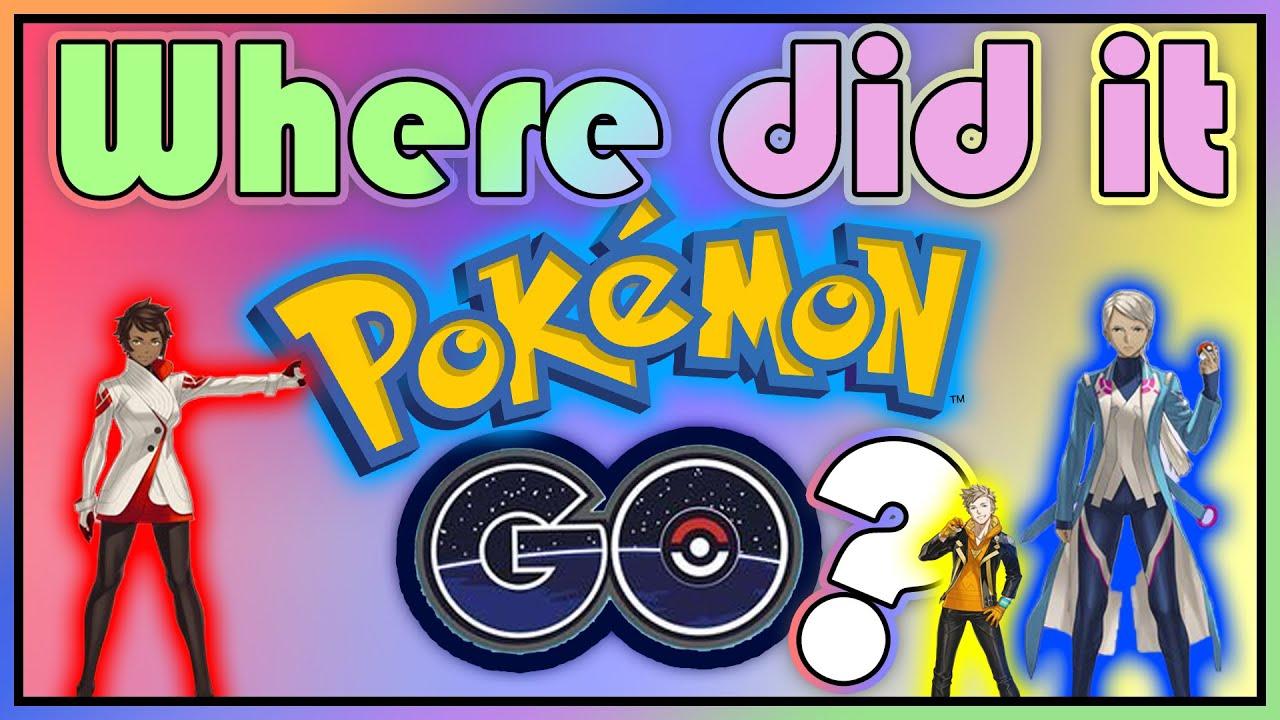 What happened to Pokemon Go?